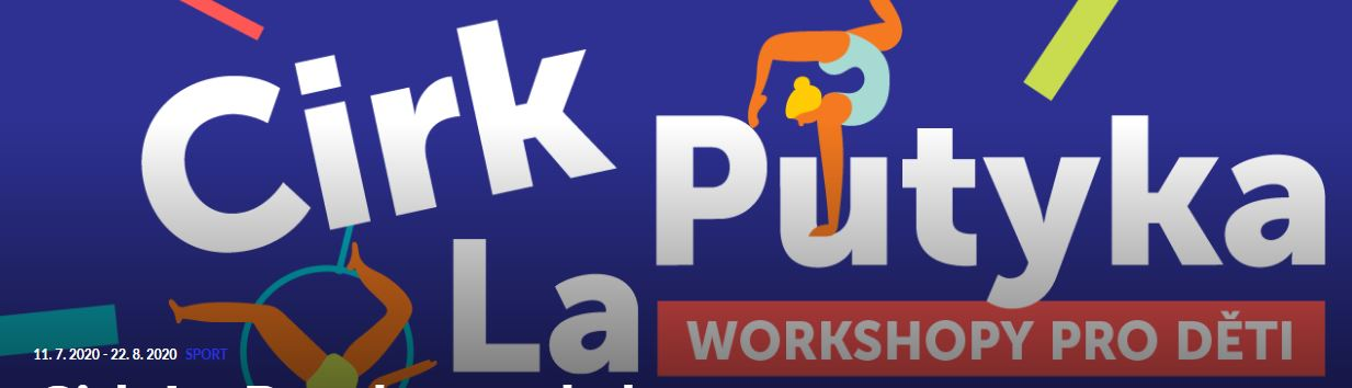 Cirk La Putyka workshopy